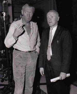 Larry Quirk and Max von Sydow